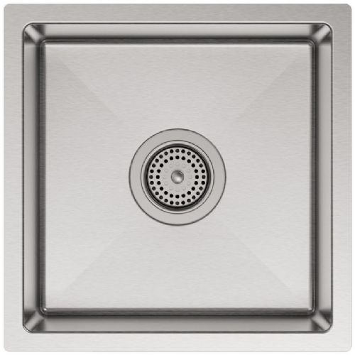 Kohler Strive Stainless Steel Small Single Bowl Kitchen Sink - 5287-NA